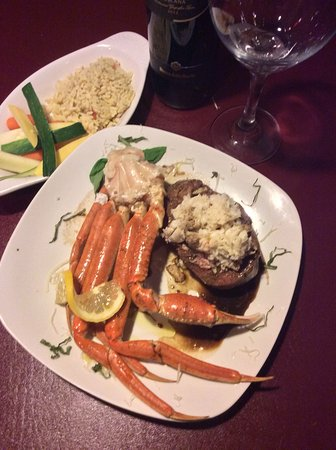 Ciao Wood Fired Pizza and Trattoria : House Weekly Special Ciao's Surf & Turf