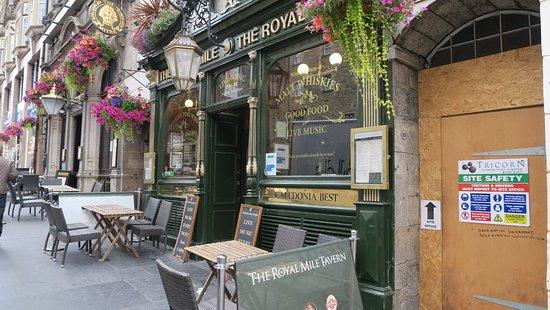 The Royal Mile Tavern