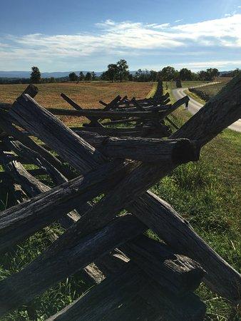 Sharpsburg, Мэриленд: Antietam National Battlefield