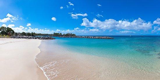 Six Mens, Barbados: Gorgeous beach