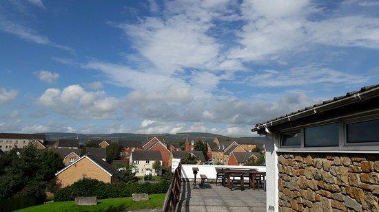 North Cornelly, UK: Greenacre Motel