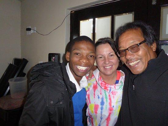 Benoni, Güney Afrika: Friendly, helpful staff