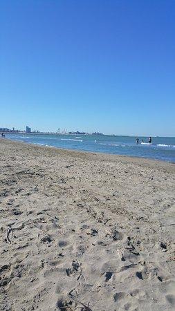Calambrone, إيطاليا: spiaggia