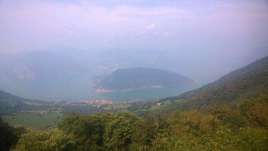 Sulzano, إيطاليا: vista