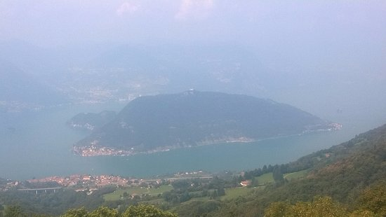Sulzano, إيطاليا: Monte Isola