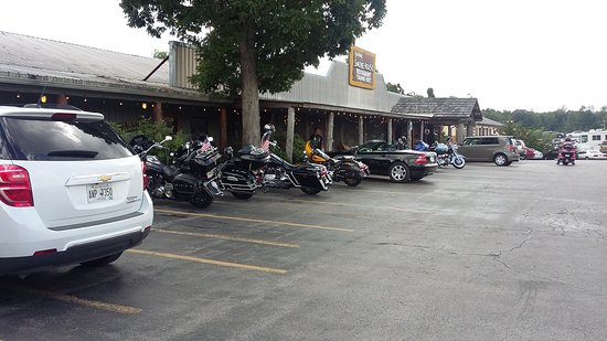 Monteagle, TN: Biker Friendly!!