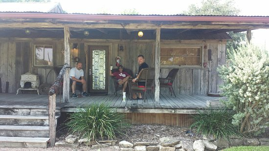 Gruene Homestead Inn: 20160903_094948_large.jpg