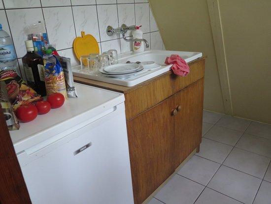 Kuchnia Lewa ściana Picture Of Resort Niegocin Wilkasy