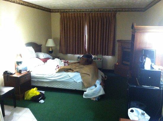 Norma Dan Motel Görüntüsü