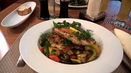 Sam Ratkes Culinarium: Piatto di pesce a Sylt