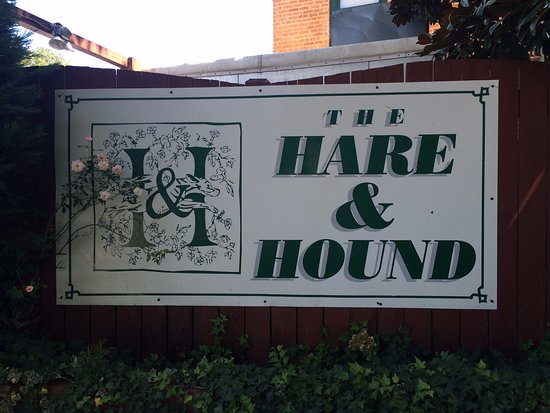 Landrum, Güney Carolina: The Hare & Hound Pub