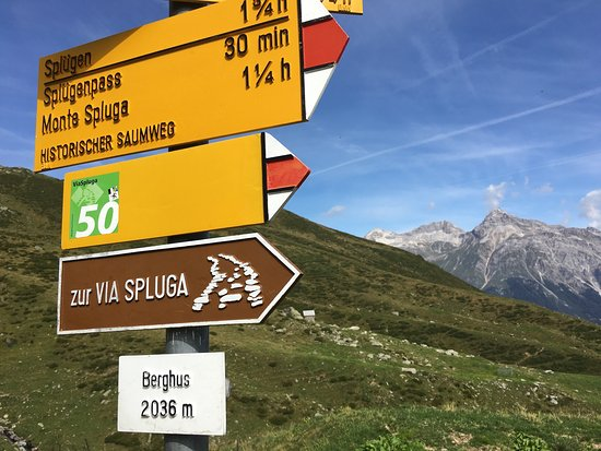 Splugen, Zwitserland: photo2.jpg