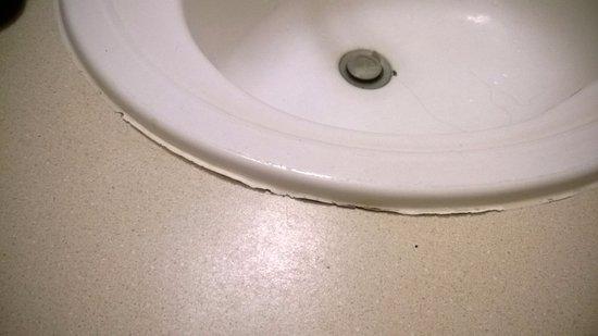 Woodland, WA: bathroom sink
