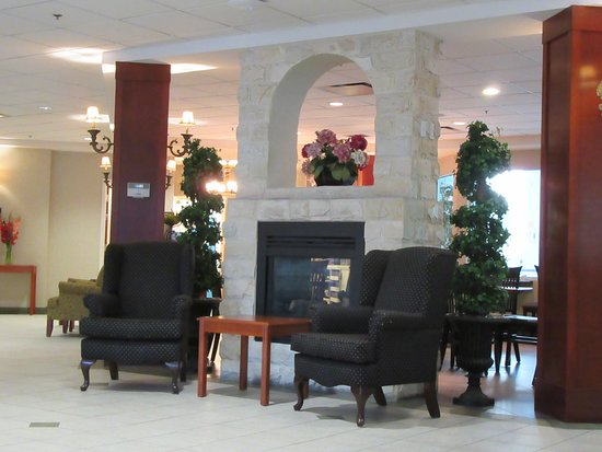 Strathmore, Kanada: Lobby.