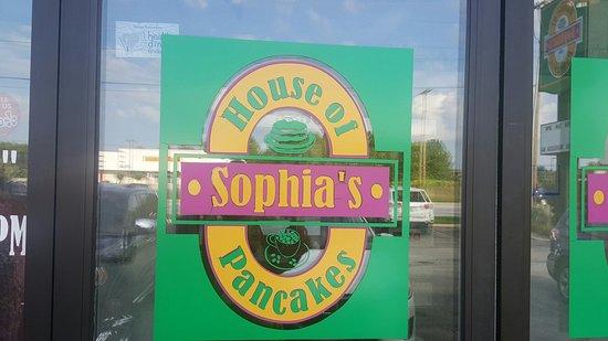 Sophia S House Of Pancakes Menu Michigan City