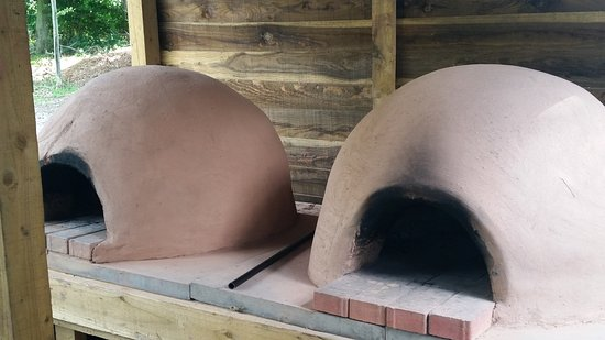 Oaker Wood Leisure: Clay oven
