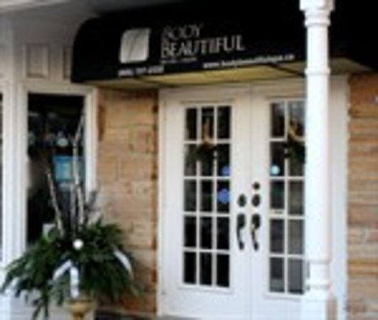 Body Beautiful Day Spa : Our Building Entrance