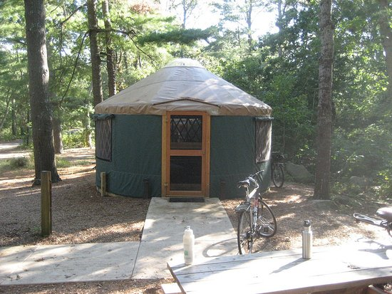 Nickerson State Park Campgrounds Foto