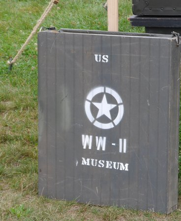 Fort Stark State Historic Site: WW2 museum