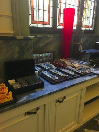 NH Collection Firenze Porta Rossa: café da manhã ..