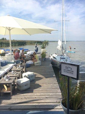 Haus Im See: Lounge