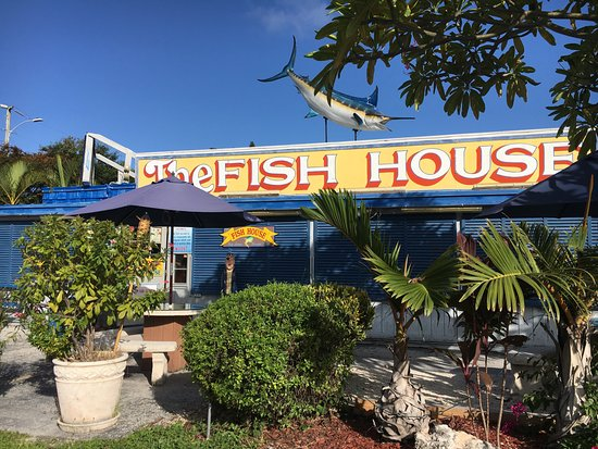Picture of the fish house key largo for Fish house key largo