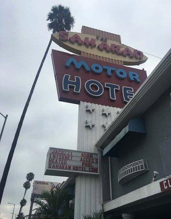 Zdjęcie Saharan Motor Hotel