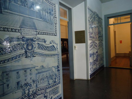 tiles on walls - Picture of Museu Republicano, Itu - TripAdvisor