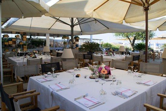 Ristorante Calamare by Fantini Club - Picture of Fantini Club ...