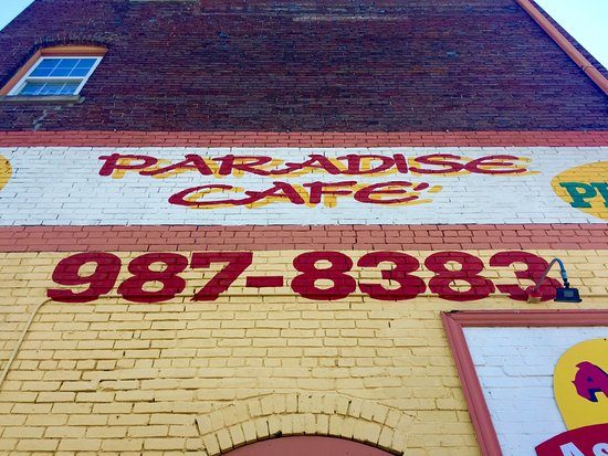 Paris, KY: Paradise Cafe