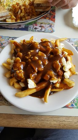 Chez Ben Diner: Poutine to die for