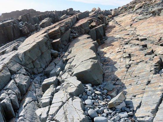 Irish Loop - the lifted sea beds