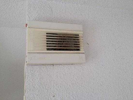 extracteur d'air cuisine !!! - photo de madame vacances résidence