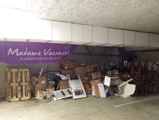 Garage en sous sol, salle de jeux pour les enfants !! - Photo de ...