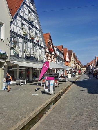 Gasthof Koenig Humbert: Fußgängerzone in Erlangen
