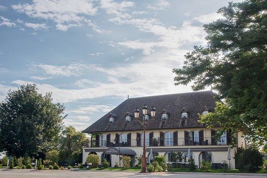 Restaurant de l'Ermitage de Corton : ermitage de corton restaurant gastronomique beaune
