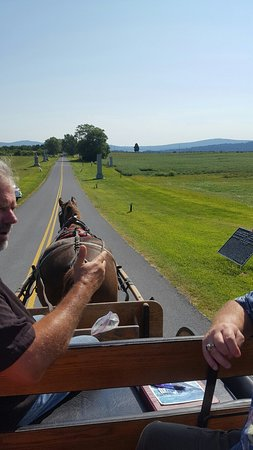 Bonnymeed Farm - Antietam Horse & Carriage Guided Tours: 20160905_104109_large.jpg