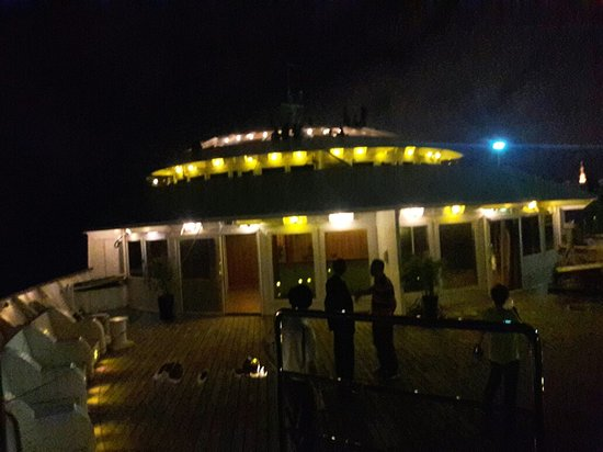 Party On Board Picture Of Vintage Luxury Yacht Hotel Yangon