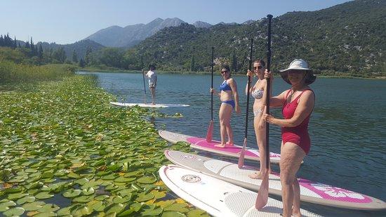 Ploce, Kroatien: Hooray for Bacina!
