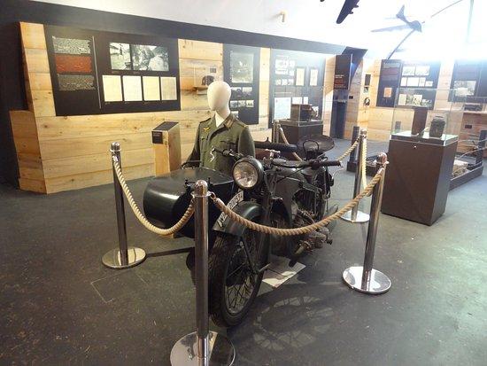 Museo Historico y Naval de Istra: Экспозиция музея.