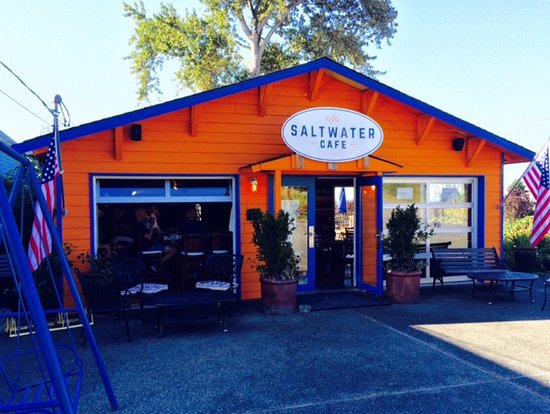 Point Roberts, WA: Quaint, new restaurant/bakery