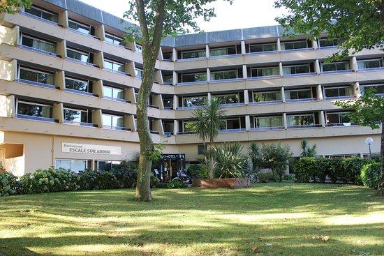 Dax, Francia: Fachada e área externa