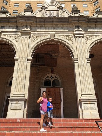 Mineral Wells, TX: Labor Day Family Trip