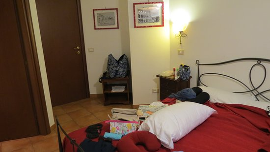 Vecchia Roma Resort: Our room