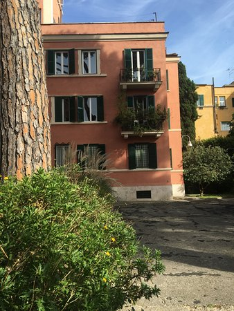 Vecchia Roma Resort: the outside of the building