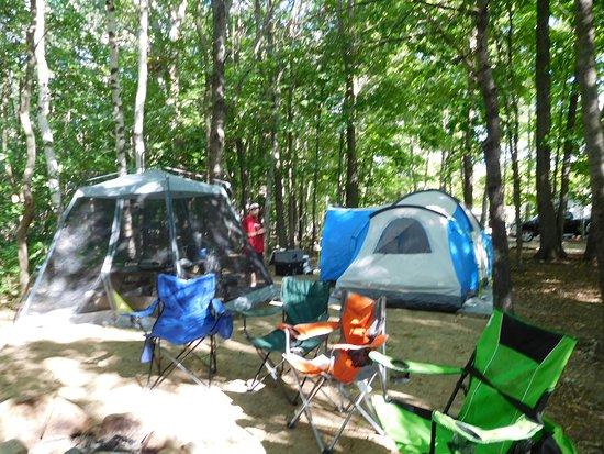 Glen Ellis Family Campground: Site 97