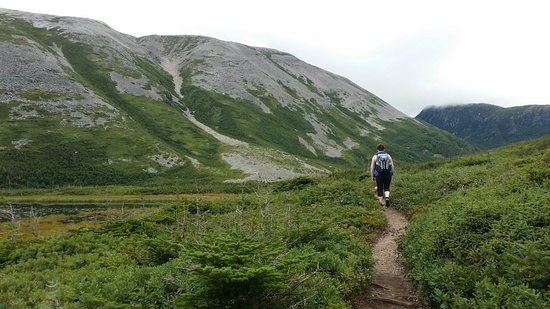 Gros Morne Hiking Trail