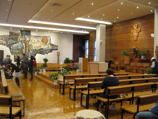 Franciscan Chapel Center Roppongi Church