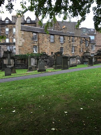 New Edinburgh Ghost Tour