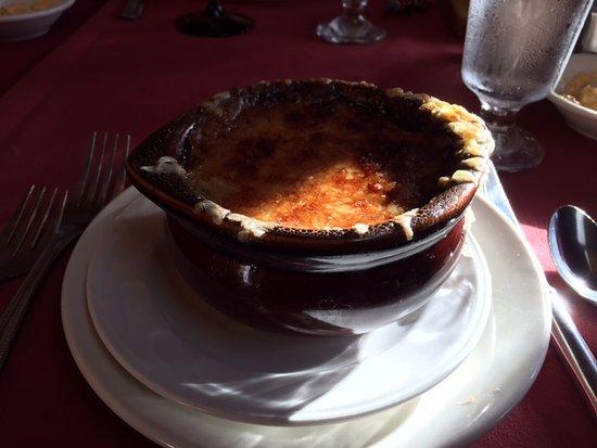 Greene, เมน: My onion soup